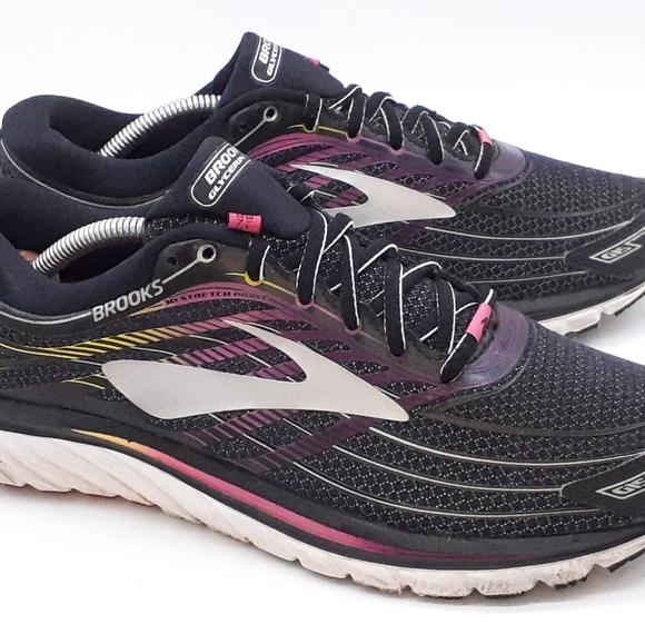 Brooks Shoes | Glycerin 15 Womens Black